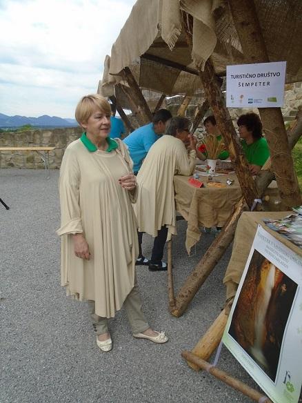 Rimljanka na Komendi