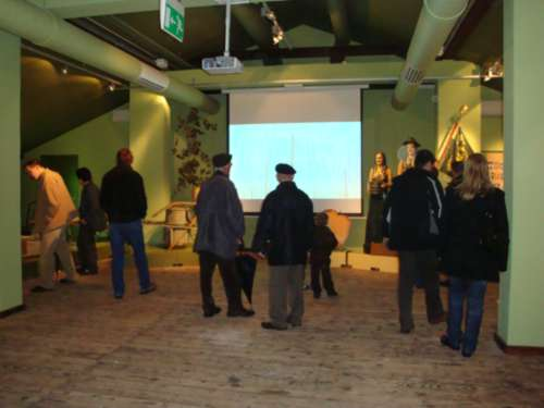 eko muzej hmeljarstva in pivovarstva Slovenije