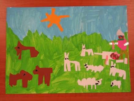 pastir%2C ovce in krave