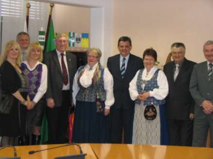 delegacija iz Norveške