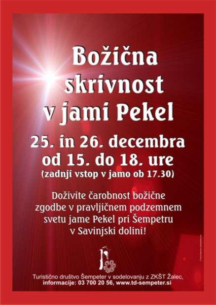 žive jaslice -vabilo 2011